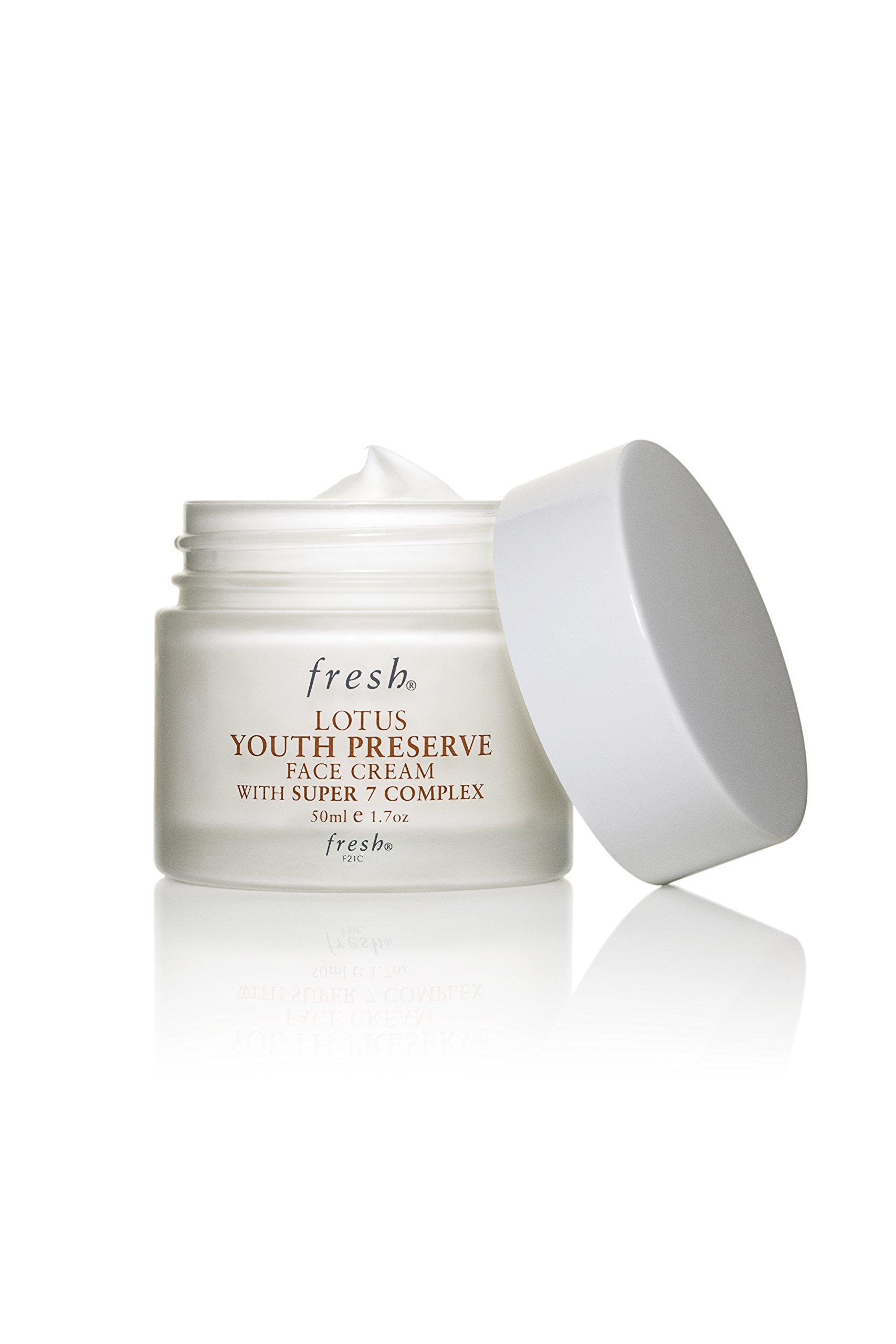 Fresh Lotus Youth Preserve Face Cream With Super 7 Complex (50ml)