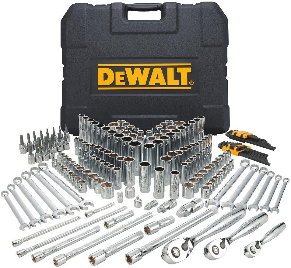 Dewalt Mechanics 204-Piece Tool Kit