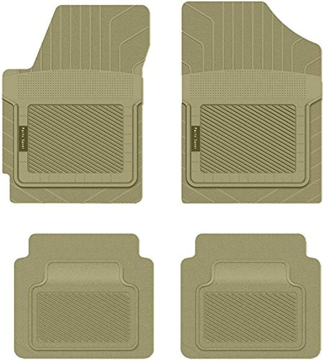 Tan Custom Fit Car Mat 4PC PantsSaver 4305023