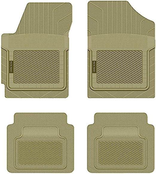 PantsSaver Custom Fit Car Mat 4PC 2503113 Tan