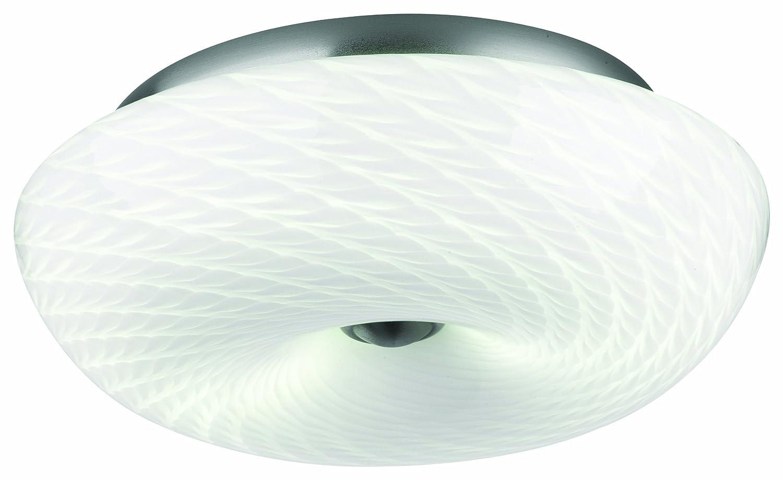Philips予測f606336 Inhale天井ライト、サテンニッケル B000W97818