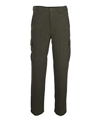 Woolrich Men's Wool Cargo Pant at Amazon Men's Clothing store: