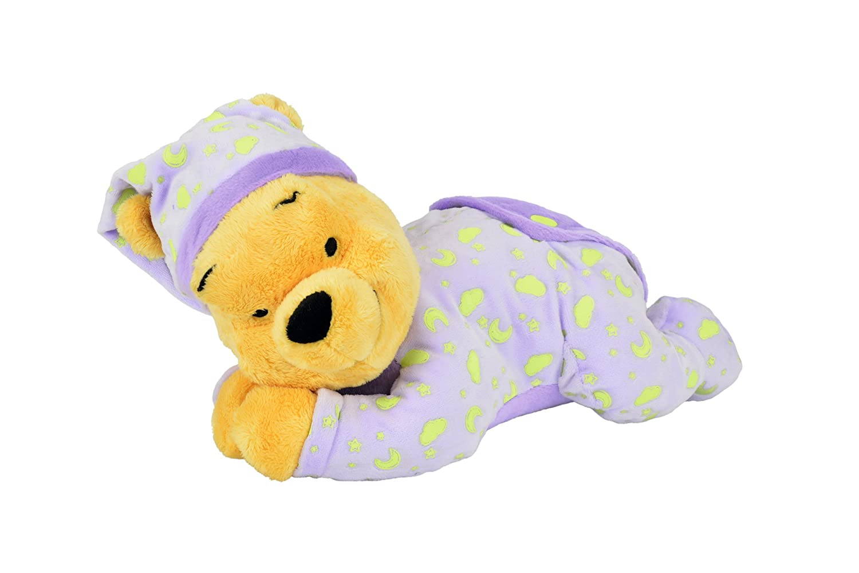 Simba 6315874904 Disney Winnie The Pooh – Buena Noche Oso II con melodía