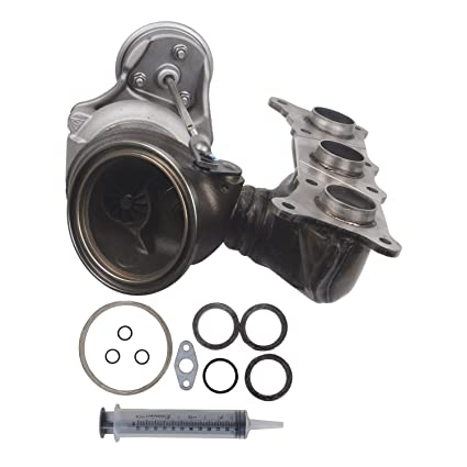 A1 Cardone 2T-850 Remanufactured Turbocharger, 1 Pack
