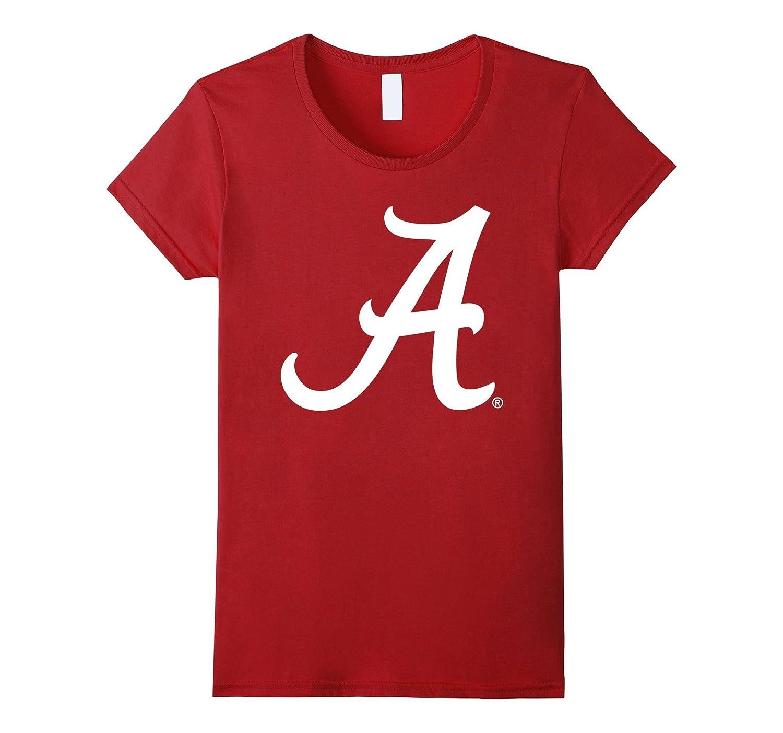Alabama Crimson Tide Cute Women's NCAA T-Shirt C16BH06-FL