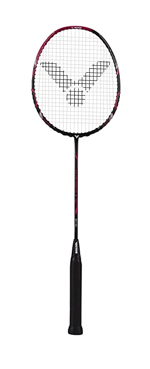 4ae2d5d68f0 Victor Ultra Mate 8 Badminton Racquet - black   magenta