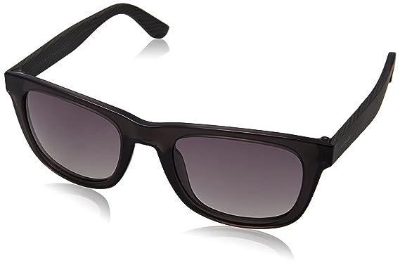 cf8e4a27f476 Tommy Hilfiger Mens Th1313s Wayfarer Sunglasses, Gray Wood/Gray MS Silver,  51 mm