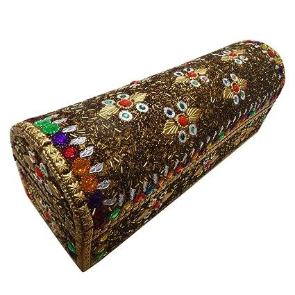 Buy Vintage Style Jewelry Box Handmade Indian Antique Decorative Box
