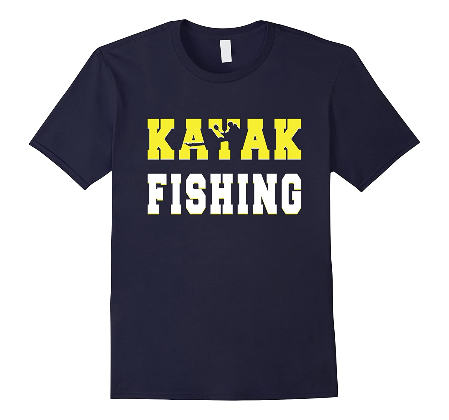 Kayak Fishing Shirt for Those who Love the Outdoors-TH