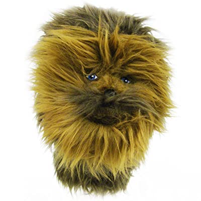 Comic Images Chewbacca Hybrid Cover Doll Plush: Toys & Games