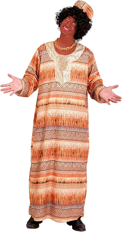 Guirca - Disfraz adulto africano (80611): Amazon.es: Juguetes y juegos
