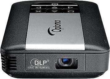 Optoma Pico PK120 - Proyector de 854 x 480 (18 lúmenes): Amazon.es ...