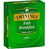 Twinings Irish Breakfast Classics Teabags 100 Pack