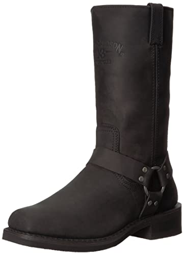 Amazon Com Harley Davidson Men S Bowden Motorcycle Boot Western
