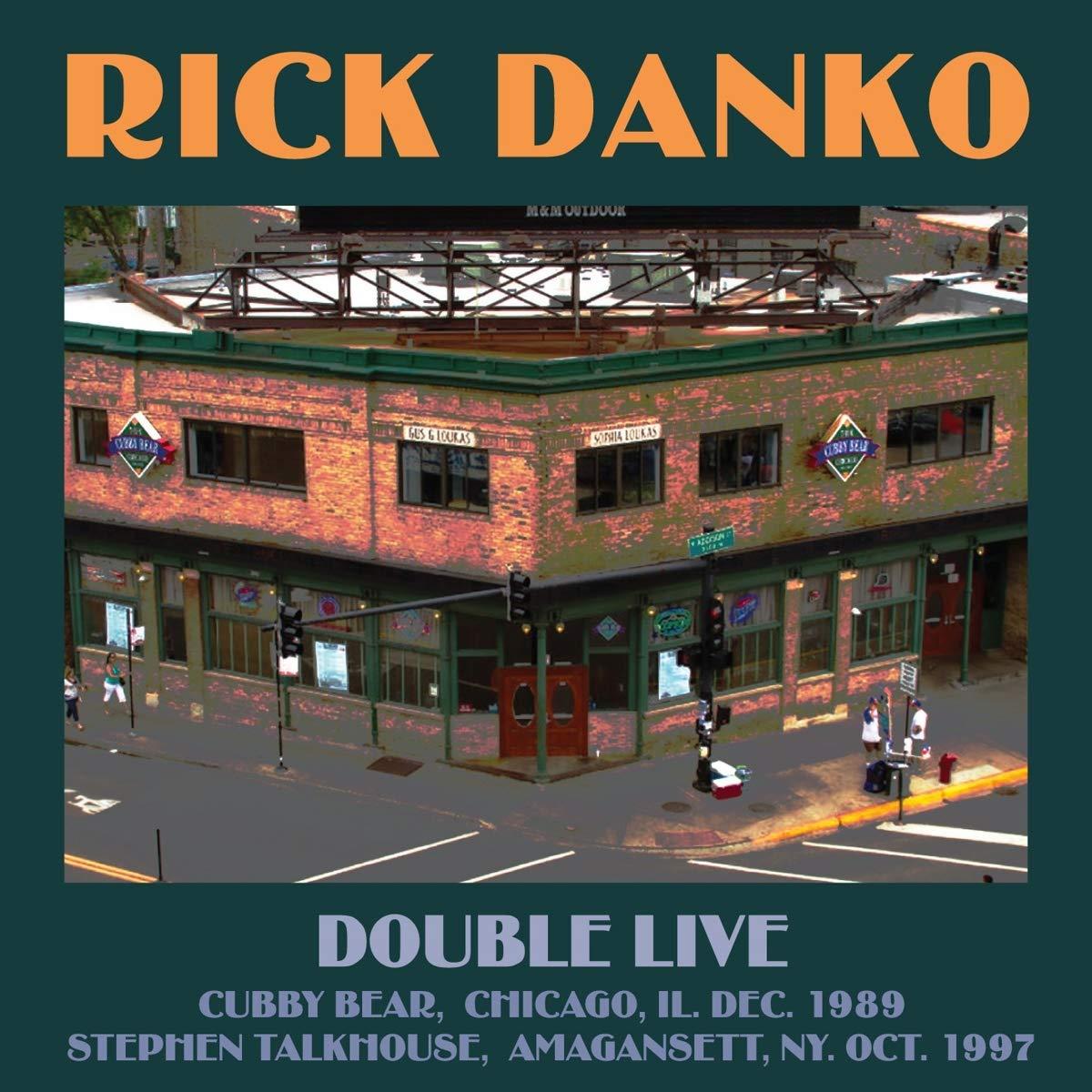 CD : Rick Danko - Double Live (United Kingdom - Import)