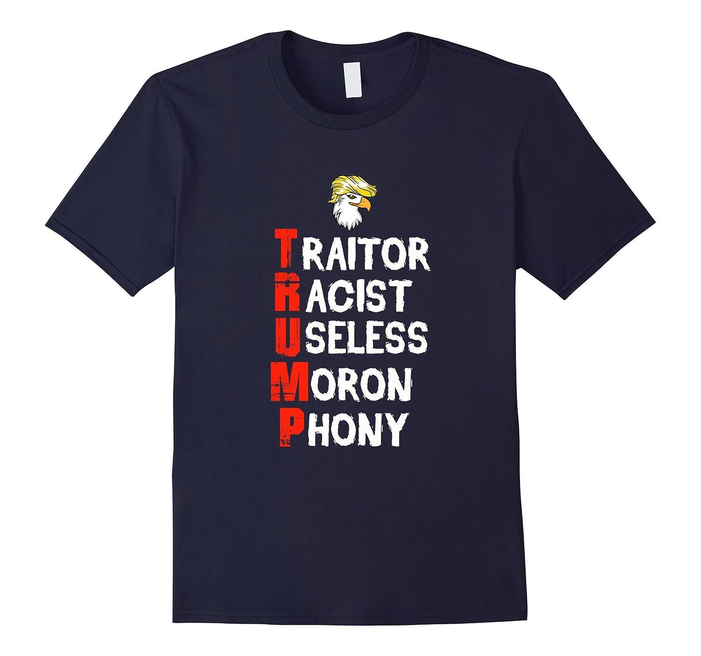 Anti Donald Trump T-shirt- Save America-BN