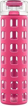 Ello Syndicate BPA-Free Glass Water Bottle