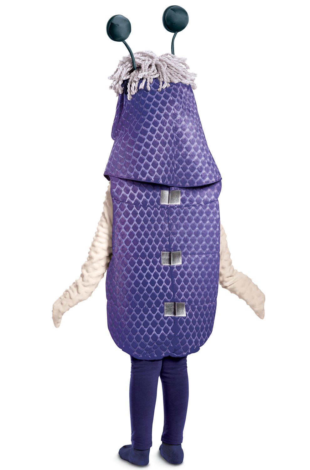 Boo Deluxe Toddler Costume, Purple, Large (4-6) by Disguise (Image #2)