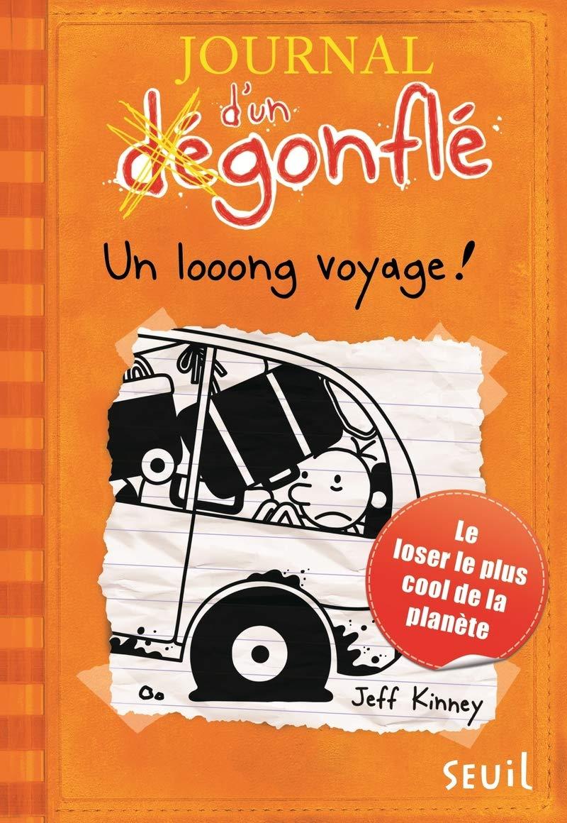 Journal D Un Degonfle Tome 9 Un Looong Voyage 9