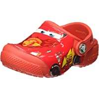Crocs Crocsfunlab Cars Clog K, Zuecos Niños, US