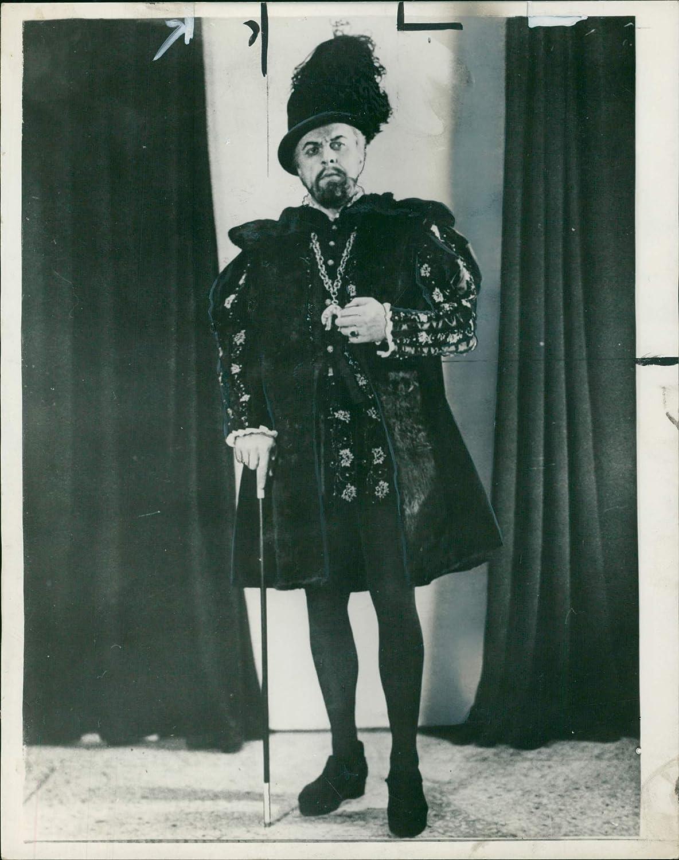 Fotomax Vintage Photo of Boris Christoff
