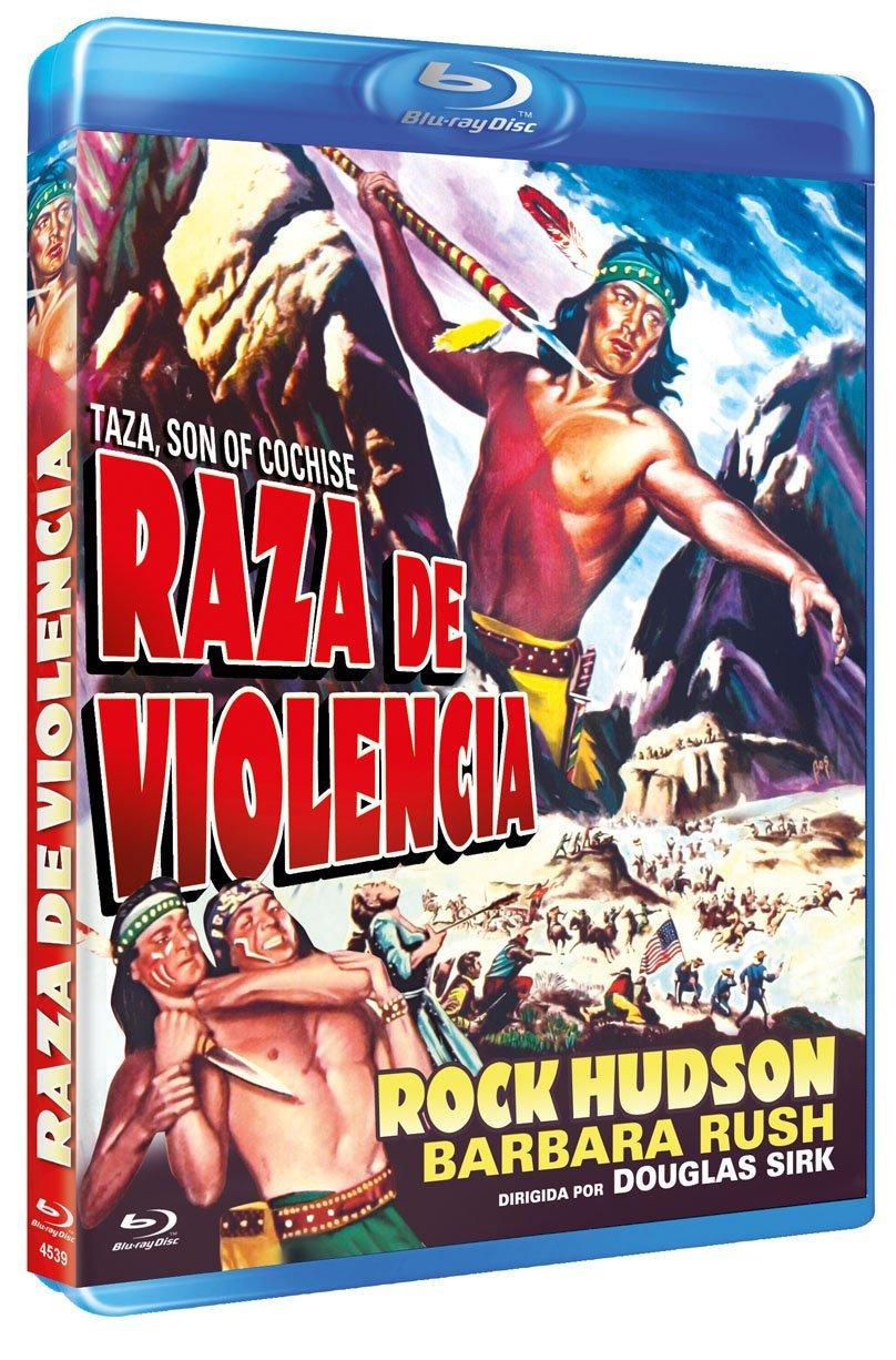 Raza De Violencia BD 1954 Taza, Son of Cochise [Blu-ray]