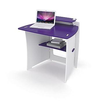 office white desk. legare 34inch kidsu0027 desk purple and white office
