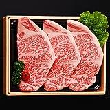 【冷凍配送】 【 牛肉 】 九州産 最高級 黒毛和牛 「 藤彩牛 」 霜降り サーロイン ステーキ ( A4 ~ A5 ) (200g×3枚)