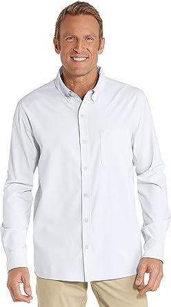 Coolibar Hombre Traje De Protección UV de Camisa, Todo el ...