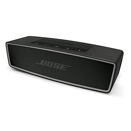 Bose SoundLink Mini II Wireless Bluetooth Speakers (Carbon)
