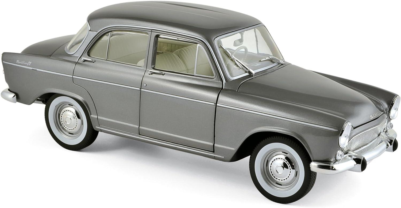 1962 SIMCA ARONDE MONTLHERY Special gris métallisé 1//18 Voiture Modèle par NOREV 185717