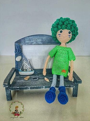 Crochet Amigurumi Dolls: 15 New Amigurumi Dolls to Crochet: Amazon ...   500x375