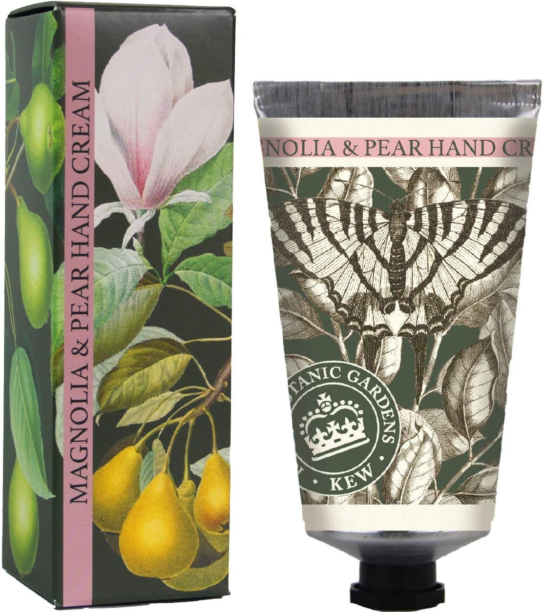 Royal Botanical Gardens, Kew Magnolia & Pear Hand Cream, 75mls