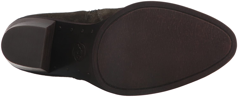 Lucky Brand B01CHA2W06 Women's Echoh Ankle Bootie B01CHA2W06 Brand 9 B(M) US|Dark Moss 52dd29