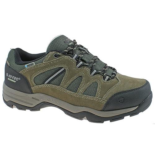 95d3bc8e0cb44 Hi-Tec Bandera II Low - Botas de Senderismo para Hombre Marrón Smokey  Brown Snow  Amazon.es  Zapatos y complementos