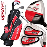 Masters Golf - Junior MC-J 530 Half Set Age 9-12 Rh Black/Silver