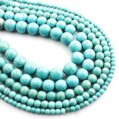 Febelle Natural Moonstone Gemstone Loose Beads for DIY Jewelry Making and Crafting
