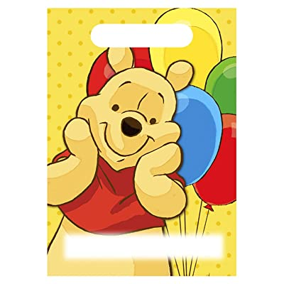 Winnie the Pooh and Pals Favor Bags (8ct): Clothing