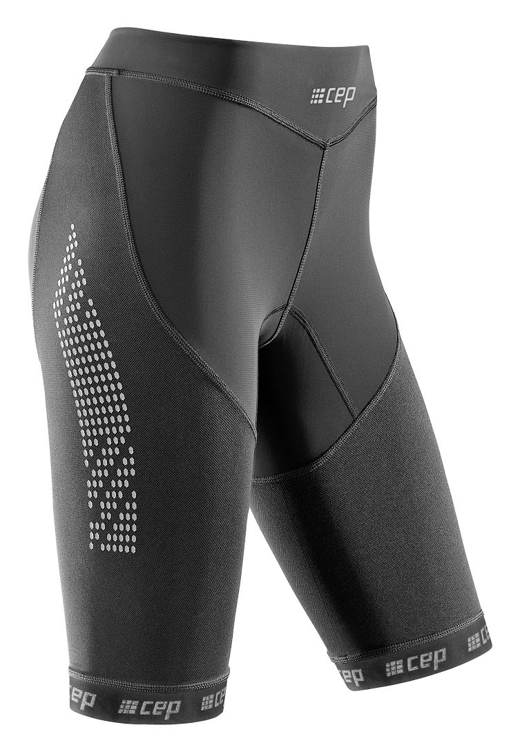 CEP Women' s Dynamic+ Run Shorts 2.0 for Running, Sports, Compression