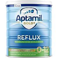Aptamil Gold+ Reflux Baby Infant Formula Regurgitation or Mild Reflux from Birth to 12 Months 900g