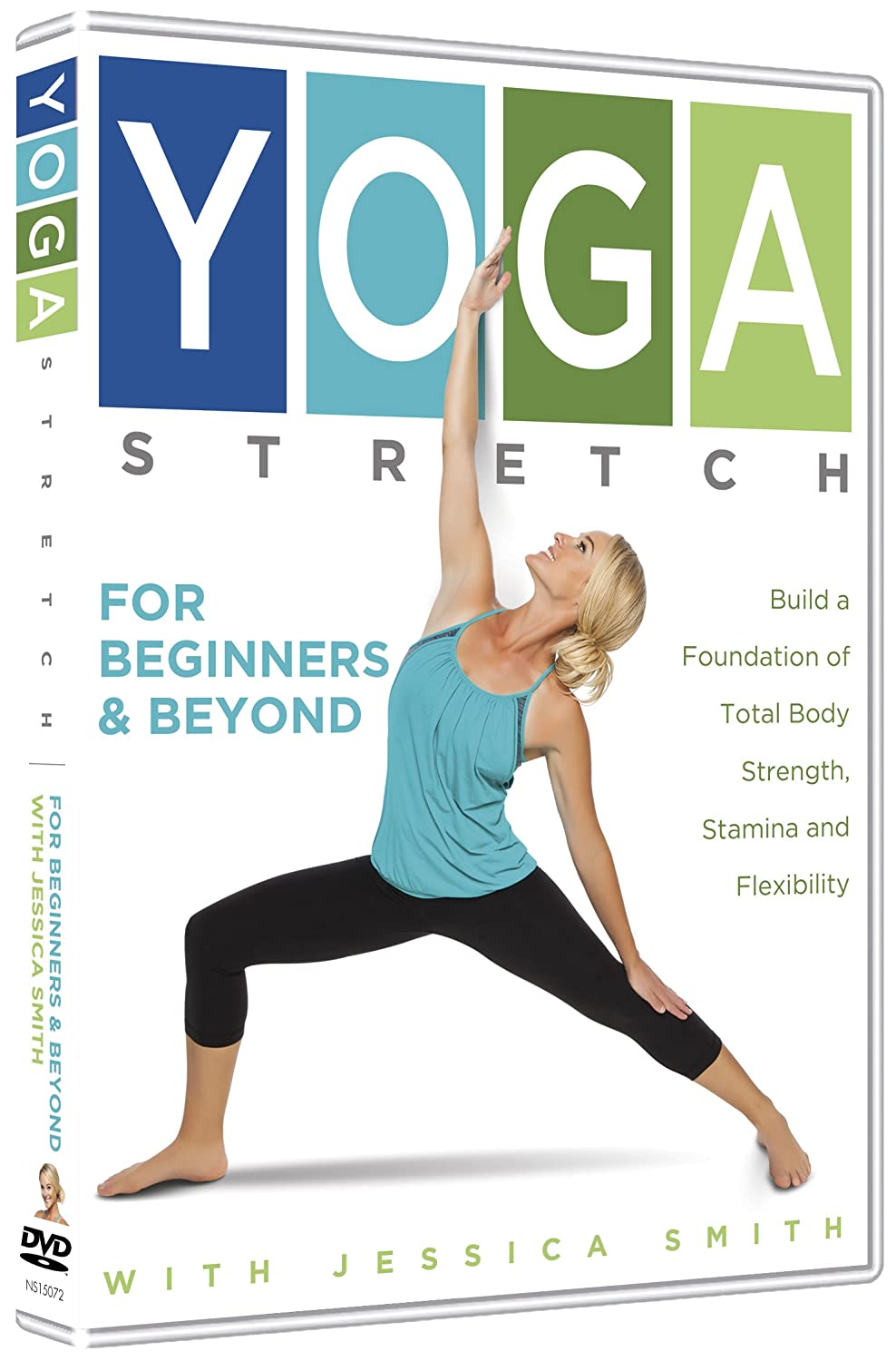 Amazon.com: Yoga Stretch for Beginners and Beyond with ...