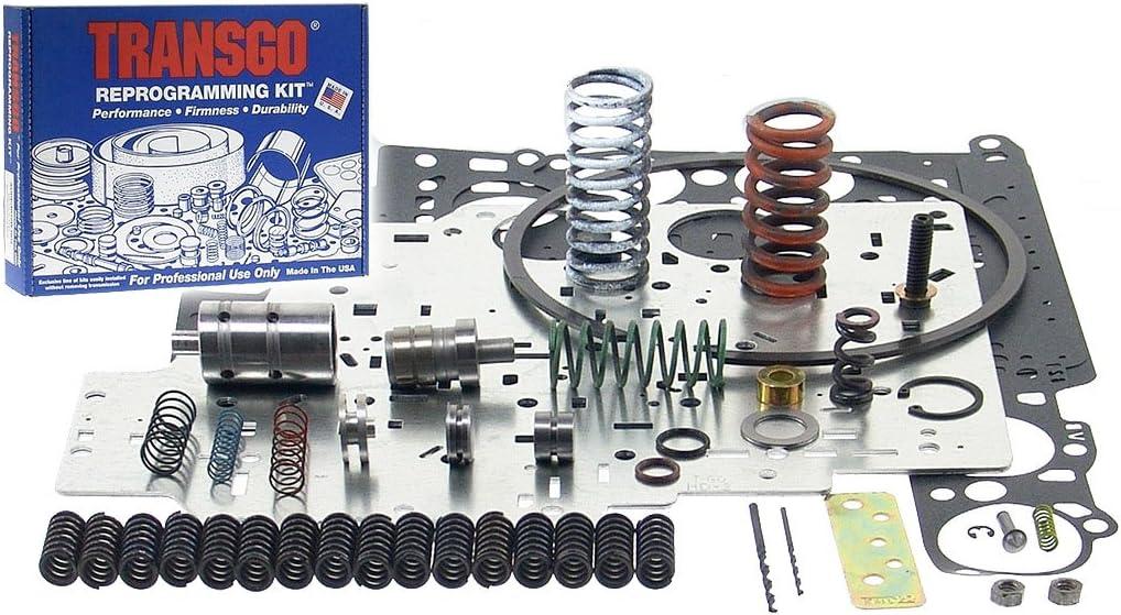 TRANSGO 4L80-E SHIFT KIT 91-UP