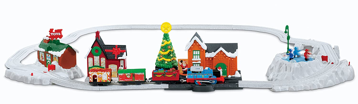 Christmas train sets for under the tree best top lists