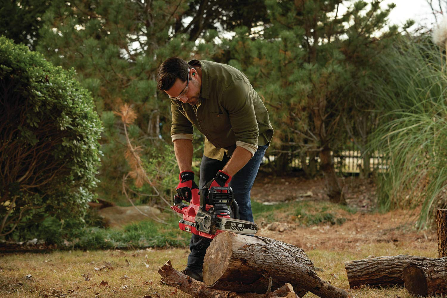 Craftsman CMCCS660E1 Chainsaws product image 14