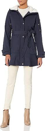 Jessica Simpson Womens Fashion Outerwear Jacket Down Alternative Coat