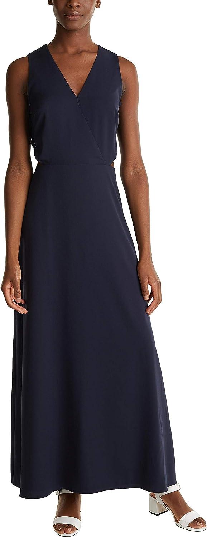 ESPRIT Collection Damen Kleid f/ür besondere Anl/ässe