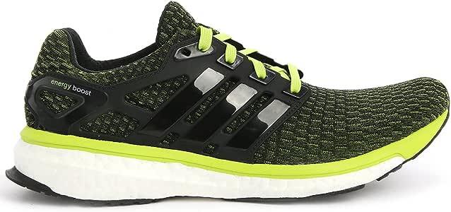 adidas Energy Boost Reveal Zapatillas para Correr Running Verde para Hombre: Amazon.es: Deportes y aire libre