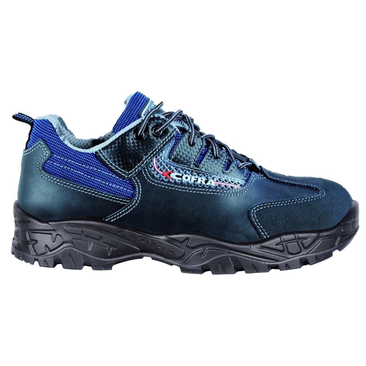 Cofra Gr. 22240 – – 000.w46 Gr. Cofra 46 S3 SRC Steigeisen Sicherheit Schuhe – Schwarz/Blau - ab2bc4