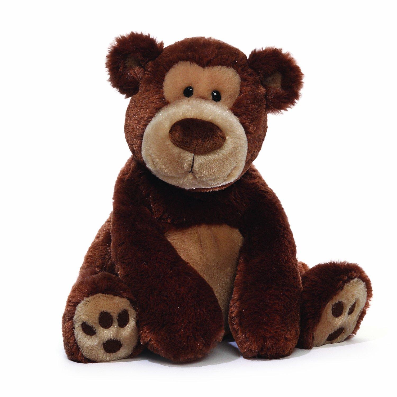 GUND Bennie Braun Bear Plush by GUND