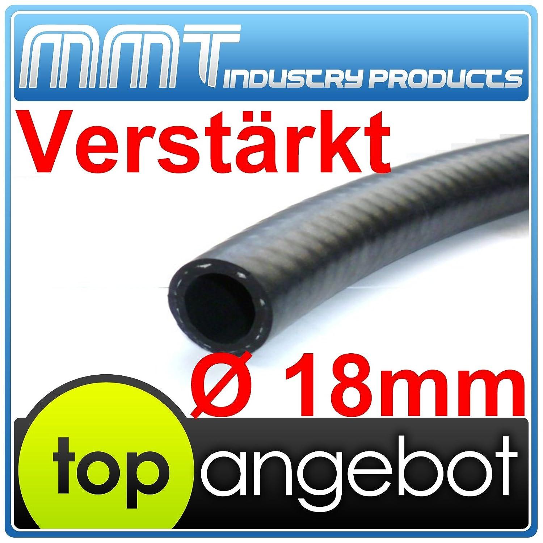 KÜHLERSCHLAUCH Ø 18 x 27mm KÜHLWASSERSCHLAUCH WASSERSCHLAUCH MMT-Industry Products HW-1017